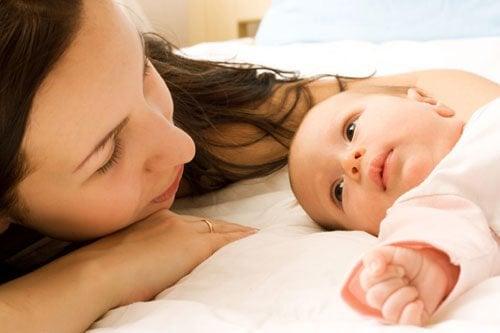 Wie sich das Leben einer Mutter durch ihr Kind verändert