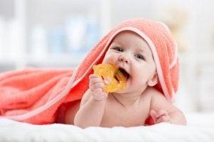 Eintwicklungsphasen eines Kindes