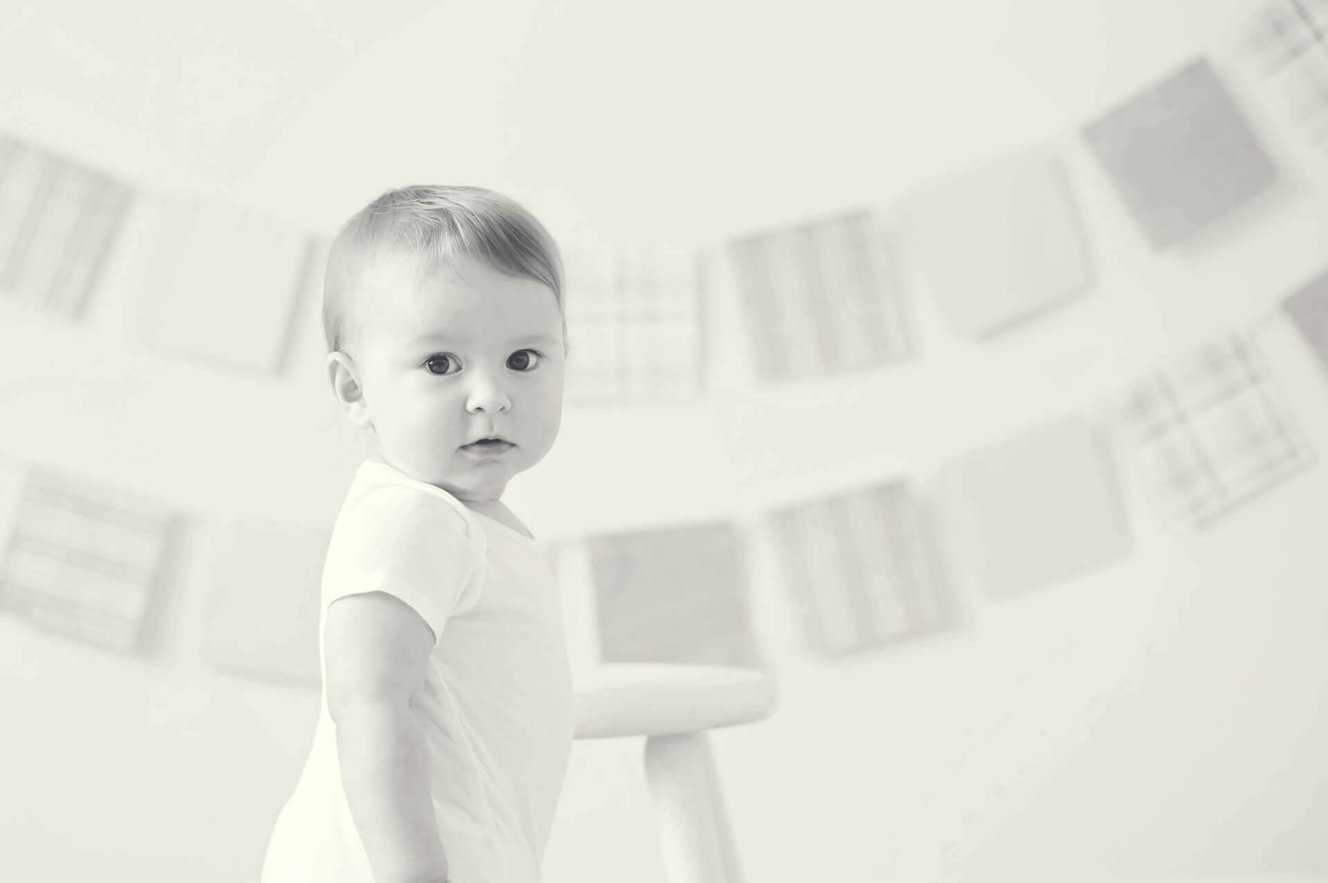 Übungen zur frühen Stimulation zwischen 0 und 3 Monaten