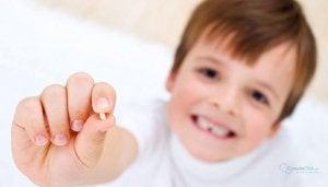 Zähneputzen wenn das Kind schon größer ist