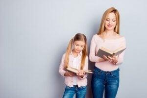 Mutter als Modell und Vorbild