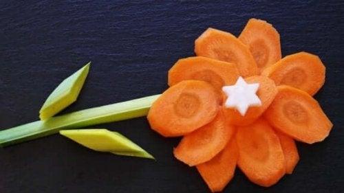 Kochen für Kinder: 4 Rezepte mit Karotten