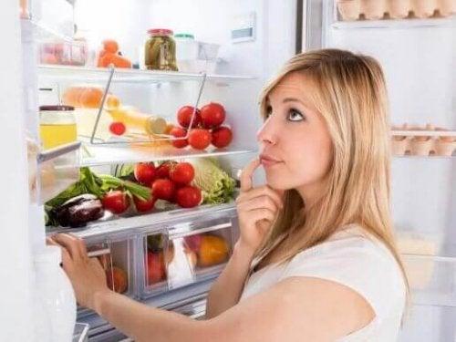 Babynahrung kann im Kühlschrank für zwei bis drei Tage aufgehoben werden