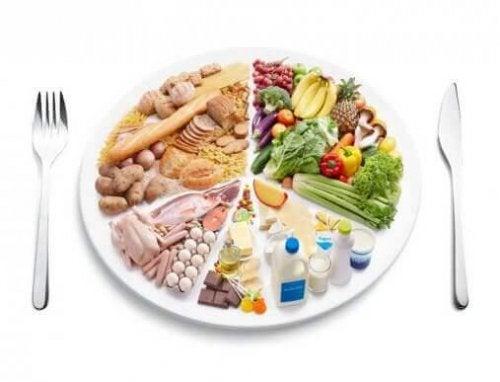 Mit gesundem Essen Cellulite bekämpfen