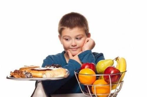 Beuge Fettleibigkeit mit einem gesunden Lebensstill vor