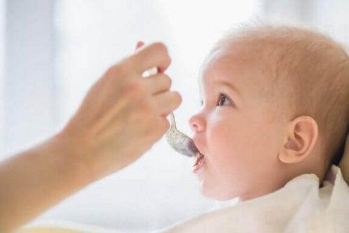 Ist es eine gute Idee, Babynahrung aufzubewahren?