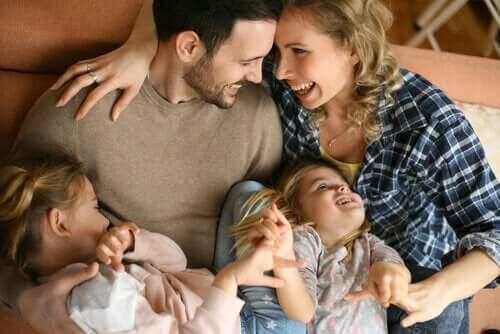Routine im Familienalltag ist für Kinder grundlegend!