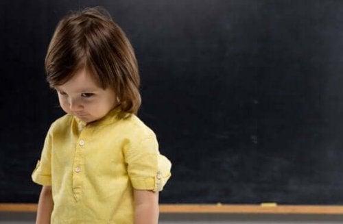 Schüchternheit in der Kindheit überwinden