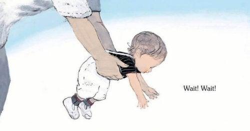 Zeichnung eines Kindes von Komako Sakai
