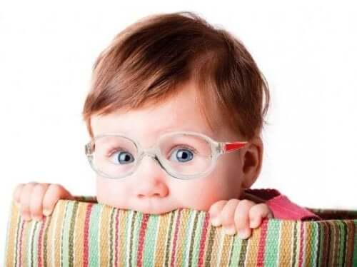Eine überraschende Ursache von Kurzsichtigkeit bei Kindern