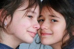 Schwester und beste Freundin