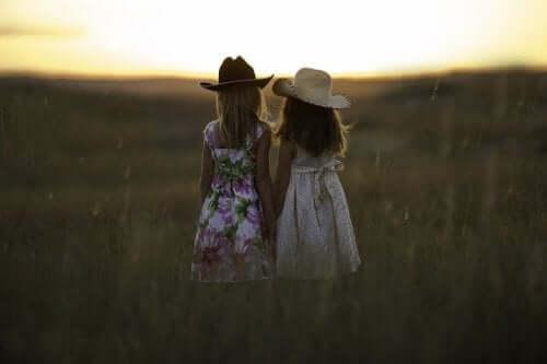 Danke Schwester, dass du auch meine beste Freundin bist