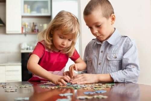 Clevere Spiele für clevere Kinder