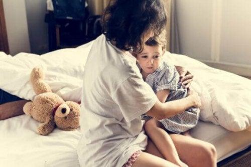 Was tun, wenn Kinder Albträume haben?