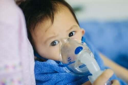 Behandlung von Asthma bei Kindern