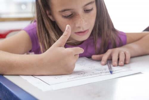 Hat dein Kind eine Rechenschwäche?
