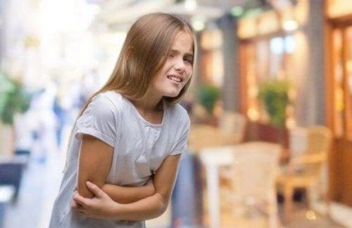 Verdauungsstörungen bei Kindern können gut mit Hausmitteln behandelt werden