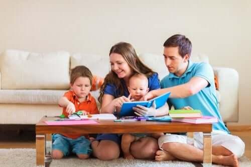 Wichtig: Einigkeit der Eltern bei der Erziehung
