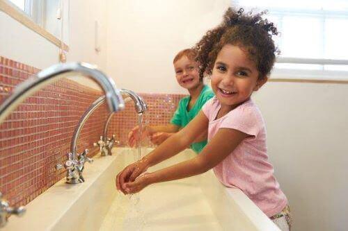 Was sind die Vorteile von Routinen für Kinder?