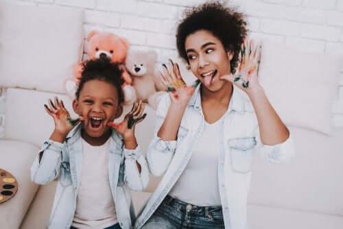 Kinderbetreuung und die Rolle des Kindermädchens