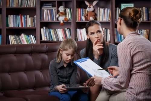 Wann solltest du zum Kinderpsychotherapeuten?