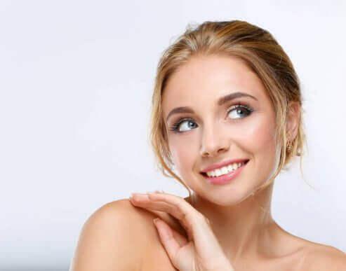 Schnelle Make-up-Routine für Mütter
