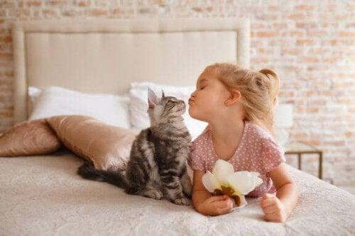 Die 5 besten Haustiere für Landkinder