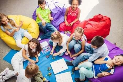 Kooperative Spiele für Kinder