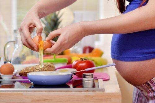 Ein Leitfaden zur Ernährung während der Schwangerschaft