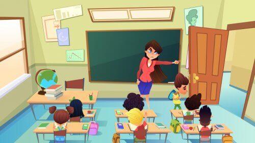 Ordnungsmaßnahmen im Schulunterricht und Unterrichtsmanagement