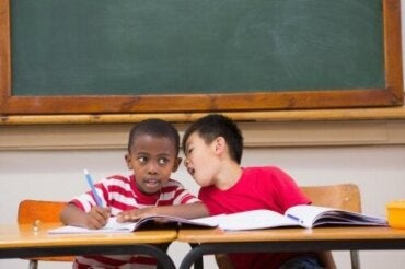 Kind Stört Massiv Den Unterricht
