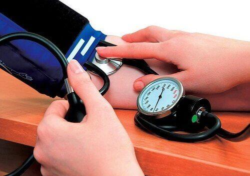Postpartale Präeklampsie - Blutdruck