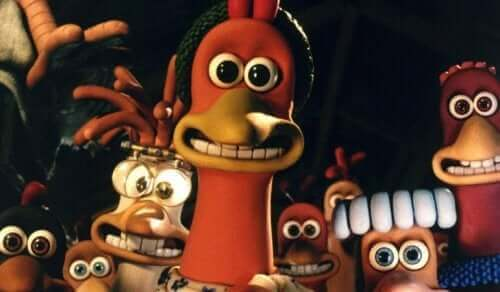 DreamWorks - Chicken run - Hennen rennen