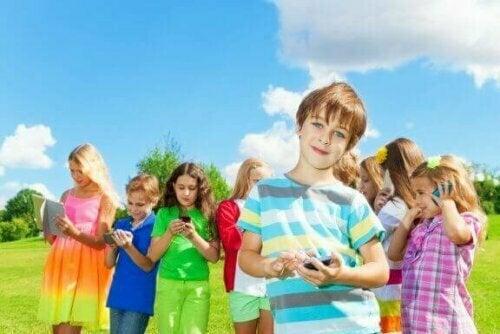Was ist das beste Alter für Kinder, um soziale Medien zu nutzen?