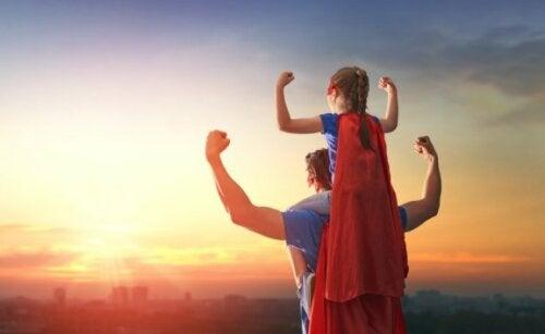 Kinder mit einem positiven Selbstwertgefühl erziehen