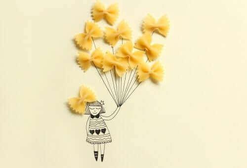 Basteln mit Nudeln: Kreative Ideen für deine Kinder