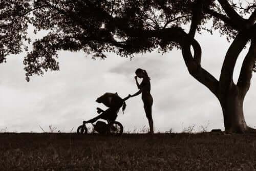 Wenn eine Mutter unter Depressionen leidet: Auswirkungen auf die Kinder