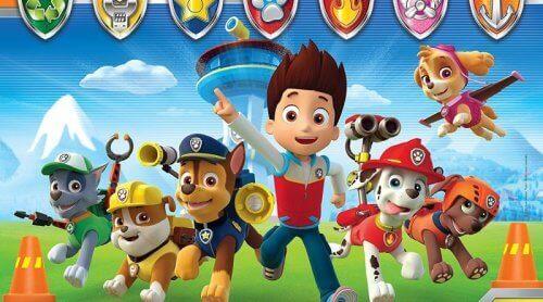 Fernsehserien für Kinder - Paw Patrol