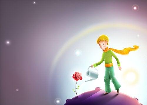 Kurzromane - Der kleine Prinz