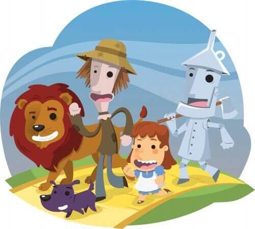 Kurzromane - Der Zauberer von Oz
