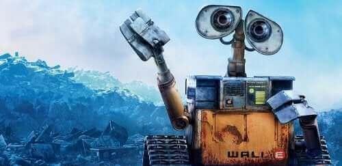 Wall-E ist ein Film darüber, wie die Menschheit ins Exil gezwungen wurde und in einem Raumschiff Zuflucht findet.