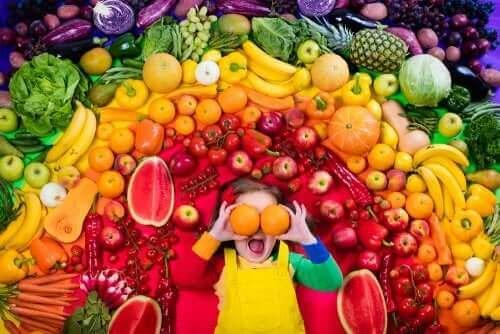 Ist eine vegetarische Ernährung für Kinder gesund?