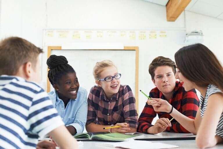 Gruppendynamik - Teenager
