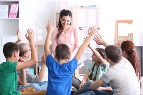 Mitspracherecht - Schüler