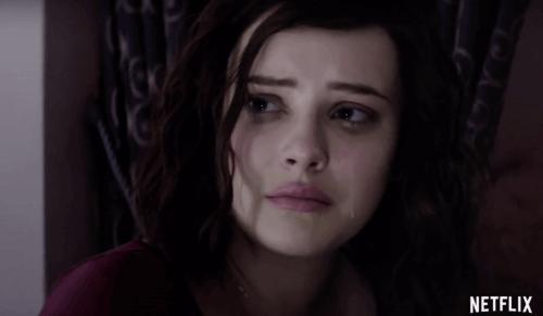 Tote Mädchen - weinendes Mädchen