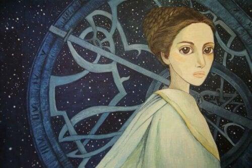Wissenschaftlerinnen - Hypatia von Alexandria