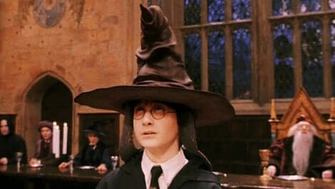 Harry Potter und der Sprechende Hut