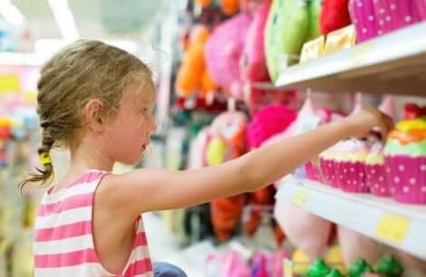 Kaufsucht bei Kindern vermeiden