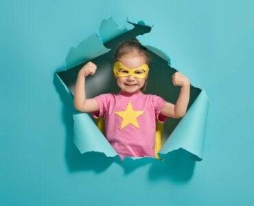 Übung zur Stärkung des Selbstwertgefühls von Kindern
