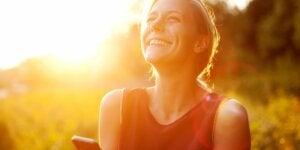 Gewohnheiten der glücklichsten Mütter